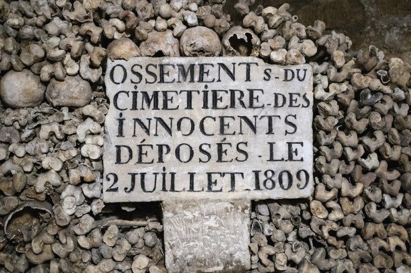 catacomben van parijs 2