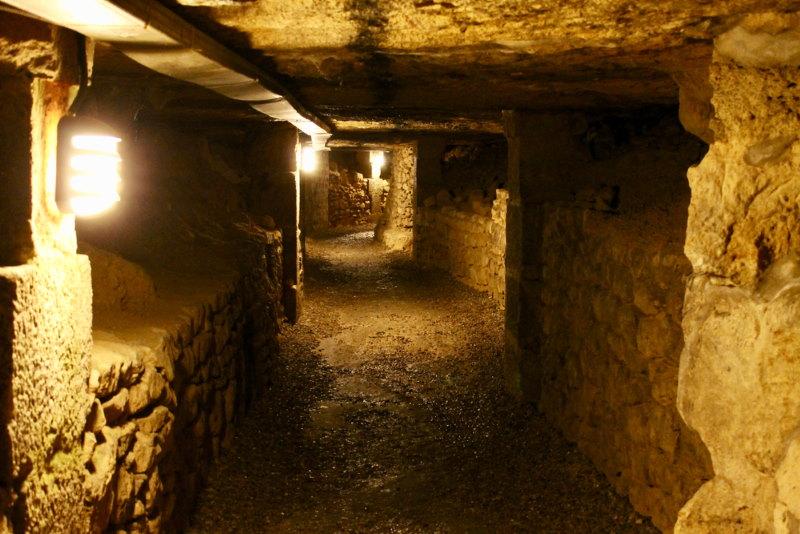 catacomben van parijs 4