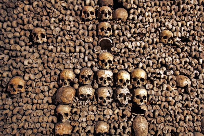 catacomben van parijs 5