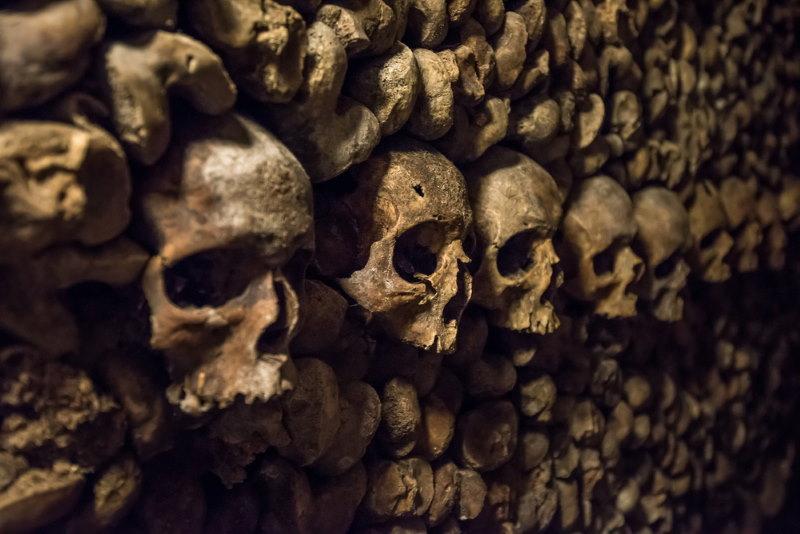 catacomben van parijs 6