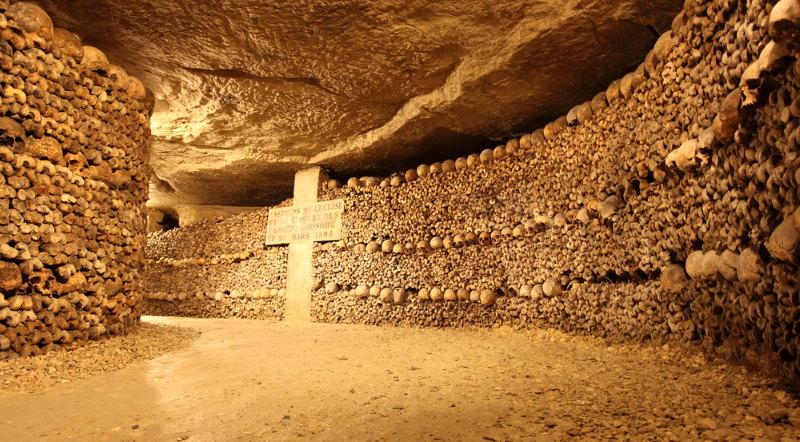 catacomben van parijs 7