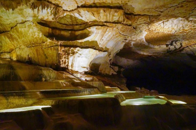 Grottes de Saint Marcel