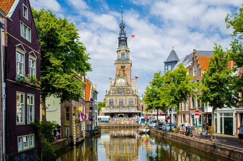 kanalen alkmaar